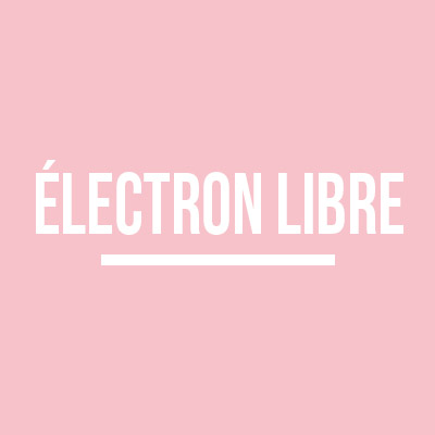 Collection électron libre