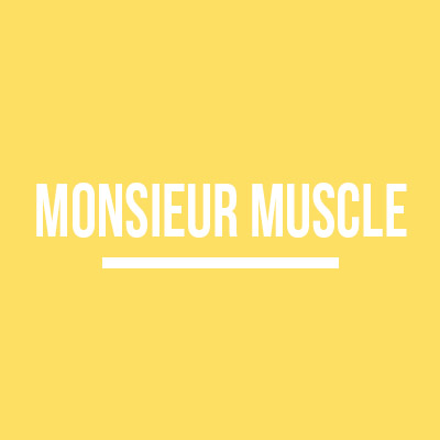 Collection Monsieur muscle