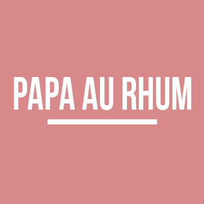 Collection papa au rhum