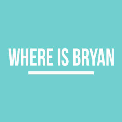 Collection Where is Bryan