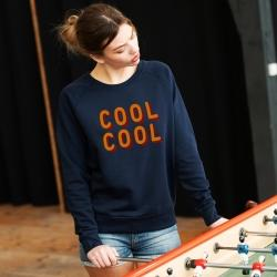 Sweat-shirt Cool cool - Femme