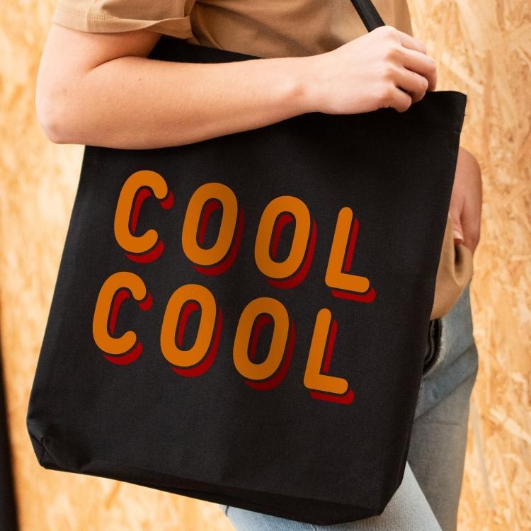 Sac coton - Cool cool