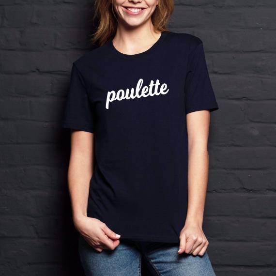 T-shirt Poulette - Femme