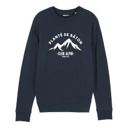 Sweat-shirt Planté de bâton - Homme