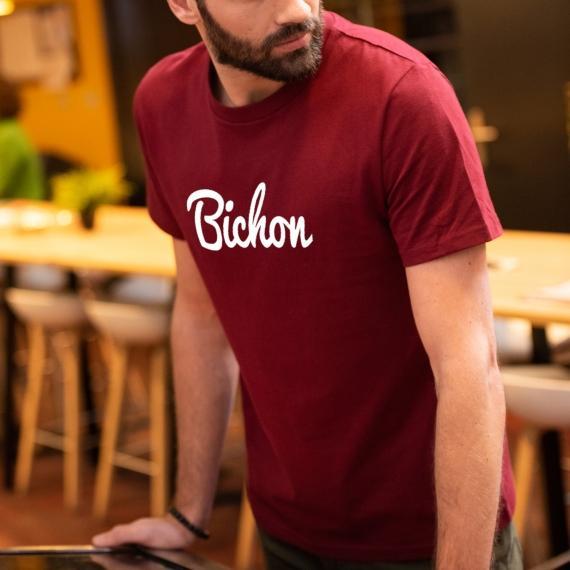 T-shirt Bichon - Homme