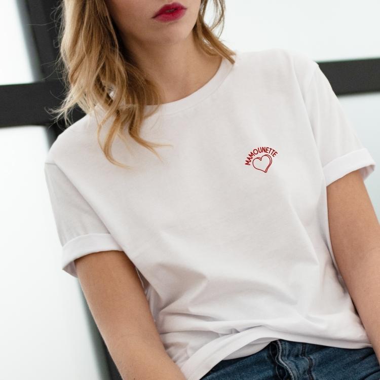 T-shirt Mamounette - Femme