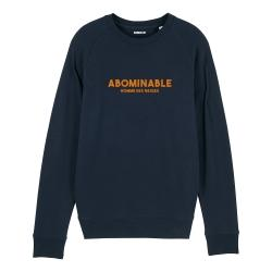 Sweat-shirt Abominable homme des neiges - Homme
