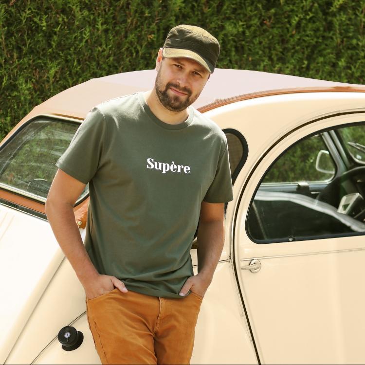 Tee-shirt Supère - Homme