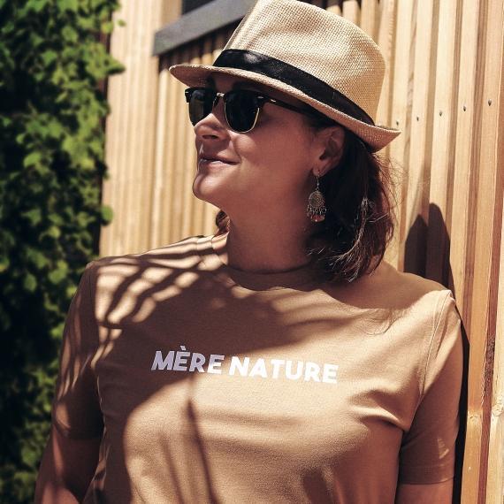 T-shirt Mère Nature - Femme