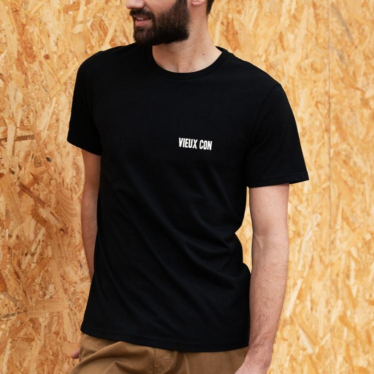 T-shirt Vieux con - Homme
