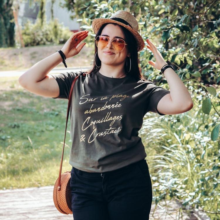 T-shirt La Madrague - Femme - 2