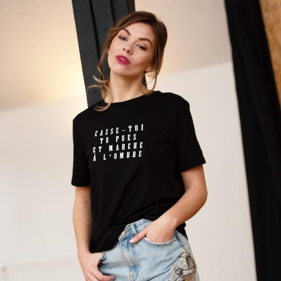 T-shirt Marche à l'ombre - Femme