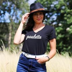 Tee-shirt Poulette - Femme