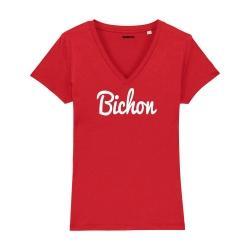 Tee-shirt Bichon - Femme