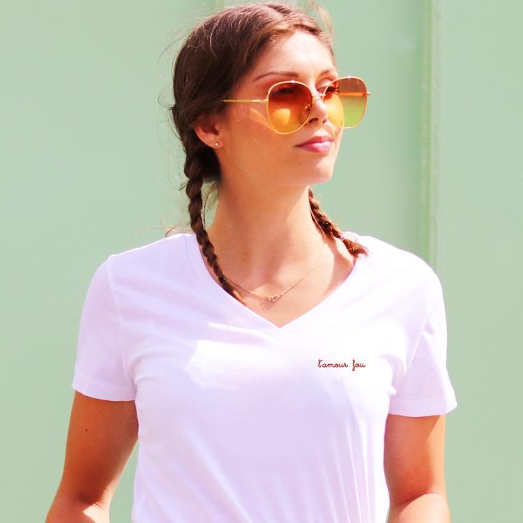 Tee-shirt L'amour Fou - Femme