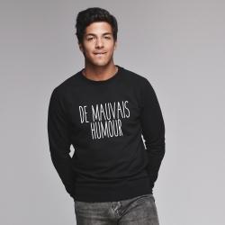 Sweatshirt De mauvais humour - Homme - 2