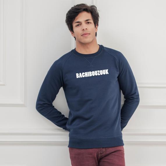 Sweat-shirt Bachibouzouk - Homme
