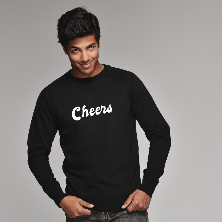 Sweatshirt Cheers - Homme - 1