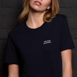 T-shirt Femme personnalisable côté cœur - 8