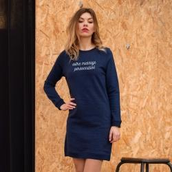 Robe sweat Femme personnalisable - 4