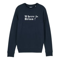 Sweatshirt Where is Brian ? - Homme - 4