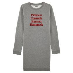 Robe sweat Princess Consuela Banana Hammock - Femme - 2