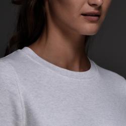 Robe sweat Tu n'es pas une gaufre - Femme - 3