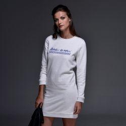 Robe sweat Bord(el) de mer(de) - Femme - 2