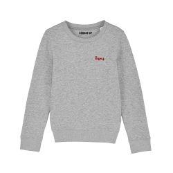 Sweat-shirt Enfant Bisous - 2