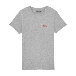 T-shirt Enfant Bisous - 4