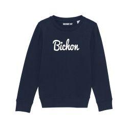 Sweat-shirt Enfant Bichon - 2