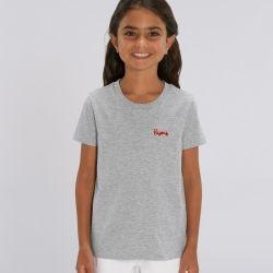 T-shirt Enfant Bisous - 3