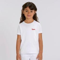 T-shirt Enfant Bisous - 1