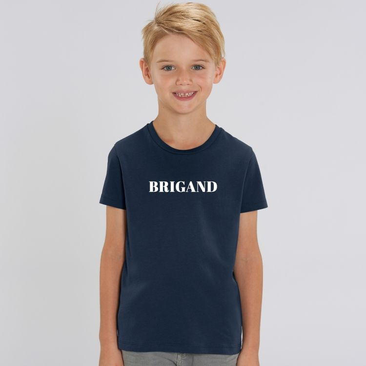 T-shirt Enfant Brigand - 1