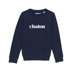 Sweat-shirt Enfant Chaton - 2