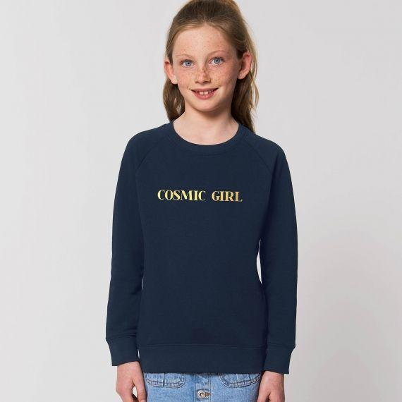Sweat-shirt Enfant Cosmic Girl
