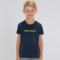 T-shirt Enfant Drôle d'oiseau - 1