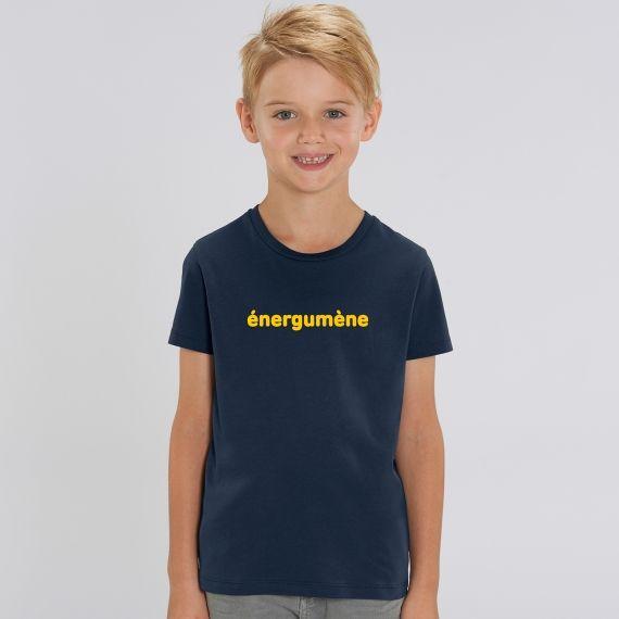 T-shirt Enfant Energumène