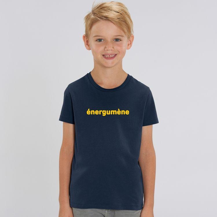 T-shirt Enfant Energumène - 1