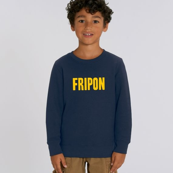 Sweat-shirt Enfant Fripon