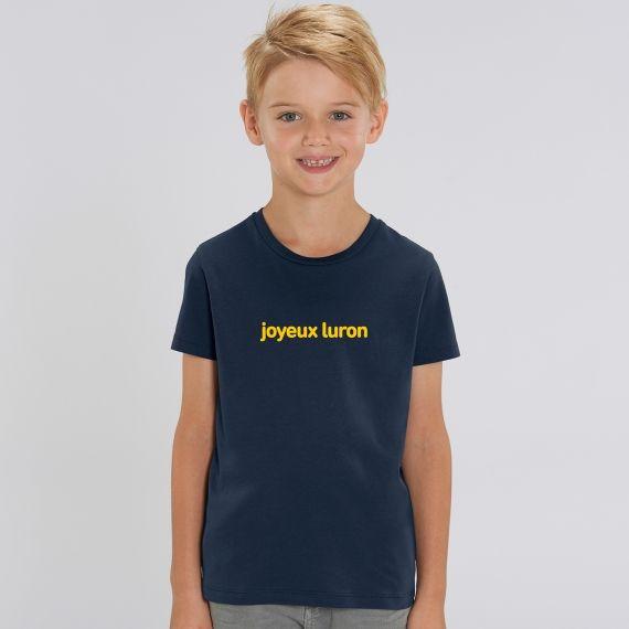 T-shirt Enfant Joyeux Luron