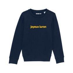 Sweat-shirt Enfant Joyeux Luron - 2