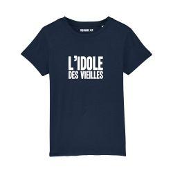 T-shirt Enfant L'idole des vieilles - 2