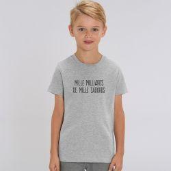 T-shirt Enfant Mille milliards de mille sabords - 3