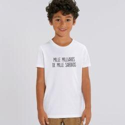 T-shirt Enfant Mille milliards de mille sabords - 1