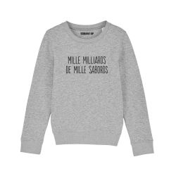 Sweat-shirt Enfant Mille milliards de mille sabords - 2