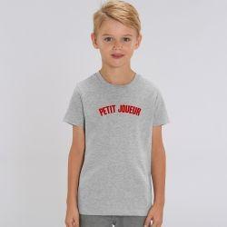 T-shirt Enfant Petit Joueur - 3