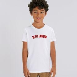 T-shirt Enfant Petit Joueur - 1