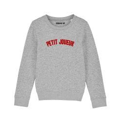 Sweat-shirt Enfant Petit Joueur - 2