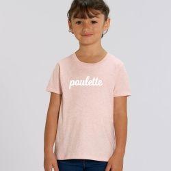 T-shirt Enfant Poulette - 1